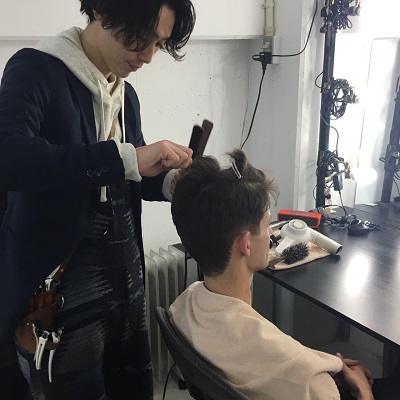 [ SRIVER ] 2017AW ヘアメイク◇◇