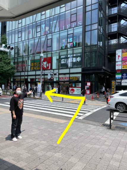 最寄り駅からmailoまでのおすすめルートpart1 ~原宿駅編~