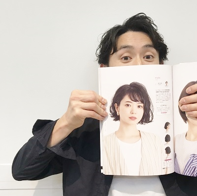 レディースヘアカタ『大人髪スタイル』掲載中!!