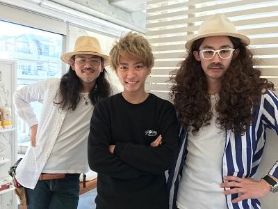 撮影オフショット★