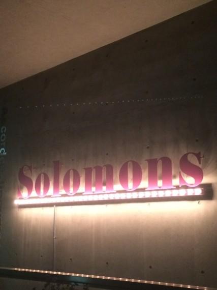 5/1オープンSolomonsのレセプションパーティー