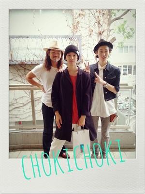 12月号のCHOKi CHOKiは凄いです!!