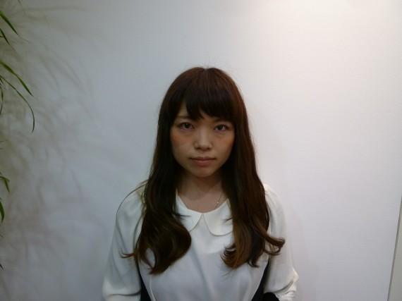 ☆ロング簡単編み込みヘアアレンジ☆