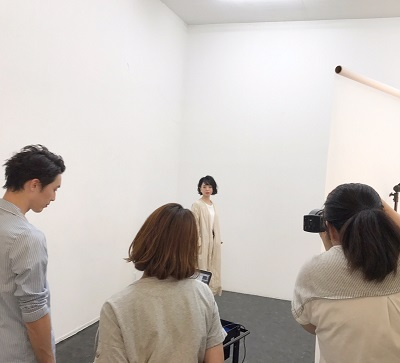 大人髪スタイル撮影です!!