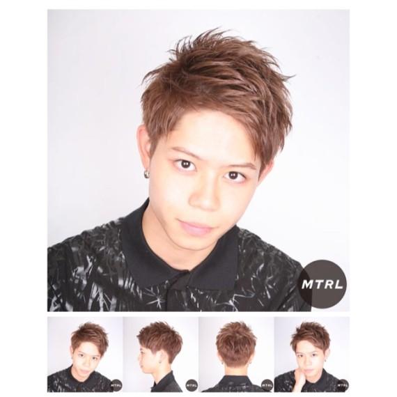 夏は短髪!!!