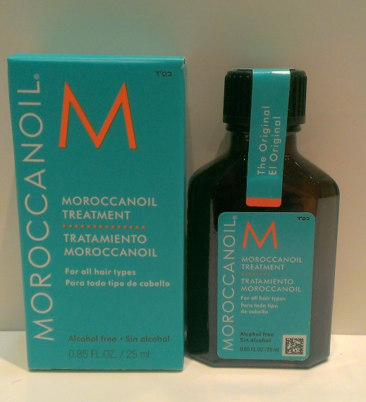 モロッカンオイルミニボトル