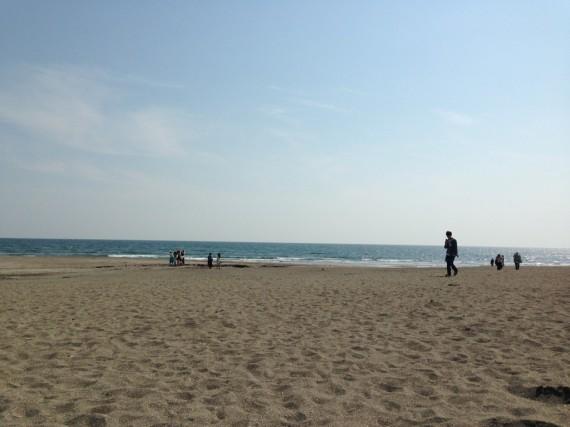 やっぱり海!