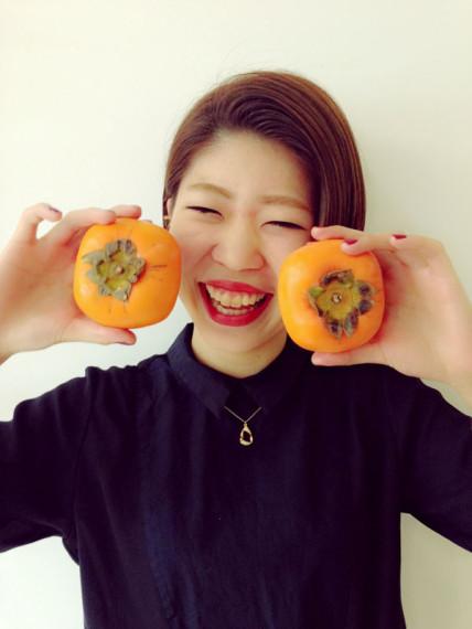 驚愕!秋の味覚柿の美肌パワー!