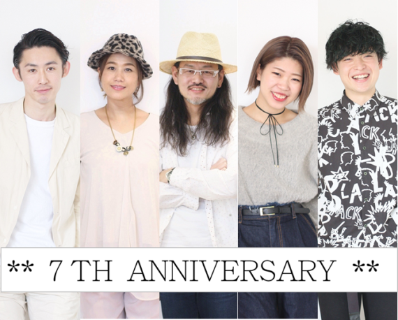 ★ 7th ANNIVERSARY ★