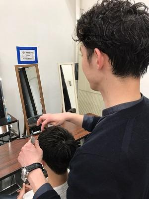 おとなのショートヘア撮影!