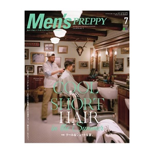 Men's PREPY掲載情報