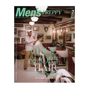 『Men's PREPPY』掲載情報