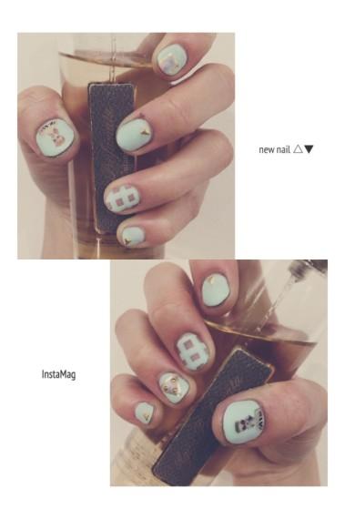 new nail △▼